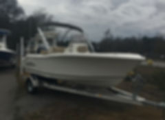 Nautic Star 19 xs boat for sale in Beaufort SC