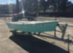 Stumpnocker 144 Tiller boat for sale in Beaufort SC