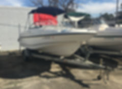 Boston Whaler 18 Ventura used boat for sale in Beaufort SC