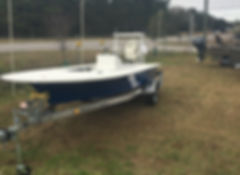 Mitzi Skiff 17 Tournament boat for sale in Beaufort SC