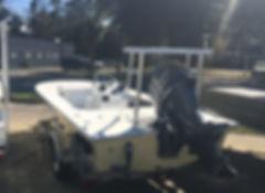 Mitzi Skiff 17 Tournament boat for sale in Beaufort SC