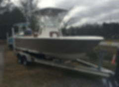 Sea Born LX22 boat for sale in Beaufort SC