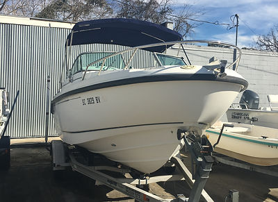 Boston Whaler 21 Ventura used boat for sale in Beaufort SC