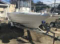 Triumph 21 CC used boat for sale in Beaufort SC