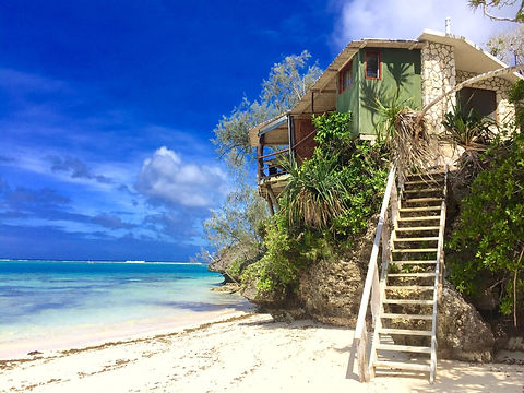 The Beach House, Tonga