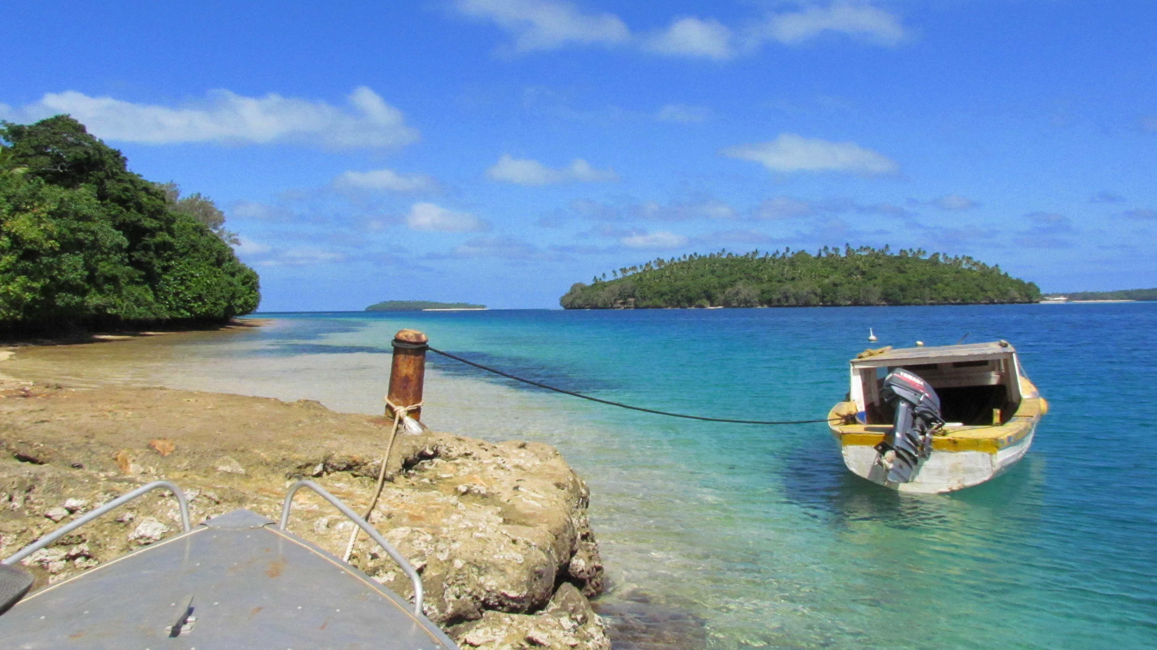 Unspoilt, idyllic Vava'u, Tonga