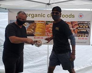 Organic Chef Food