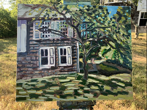 Bog house