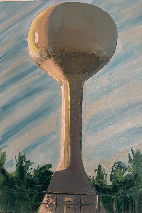 WATER TOWER #1