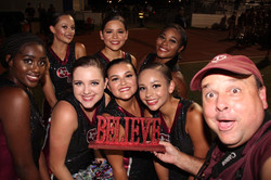 Mr. Toups and the Lariettes