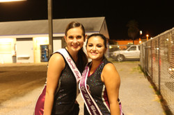 Lariette and Spirit Girl of the Week