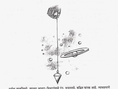 Purpose of Dowsing - Marathi