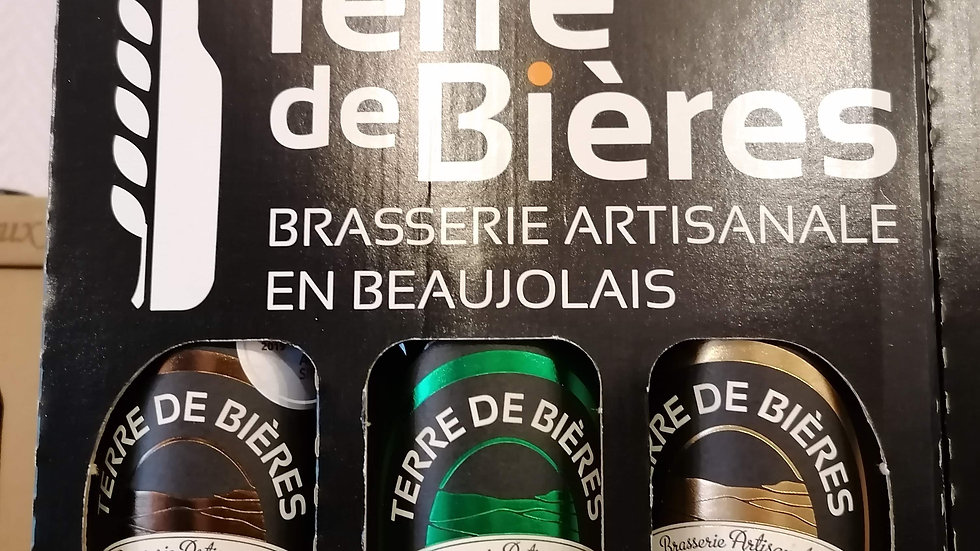 Coffret 6 bières