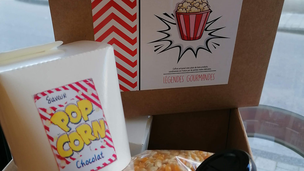 Kit à Pop Corn