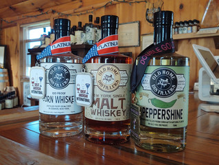 Old Home Distillers Takes Platinum, Double Gold Among 13 Medals at 2021 Competitions
