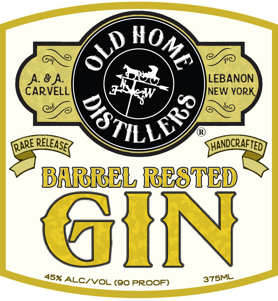 New Barrel Rested Gin and other goodies in our Autumn 2018 newsletter!