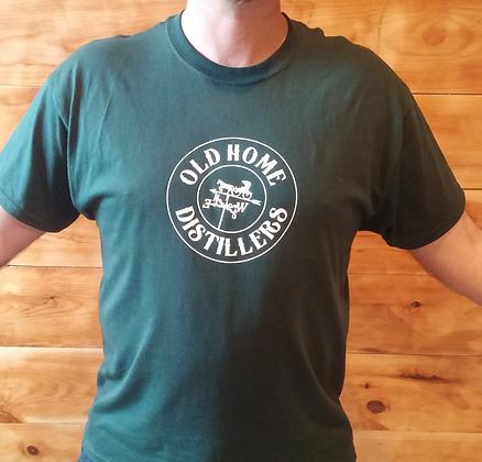 T-Shirt - Forest Green
