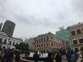 Macau, Las Vegas of Asia (Journal Entry)