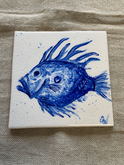 Charlotte Willmore Ceramic Tile