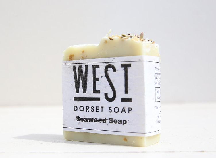 West Dorset Soap Seaweed