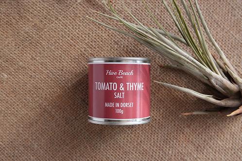 Tomato & Thyme Salt