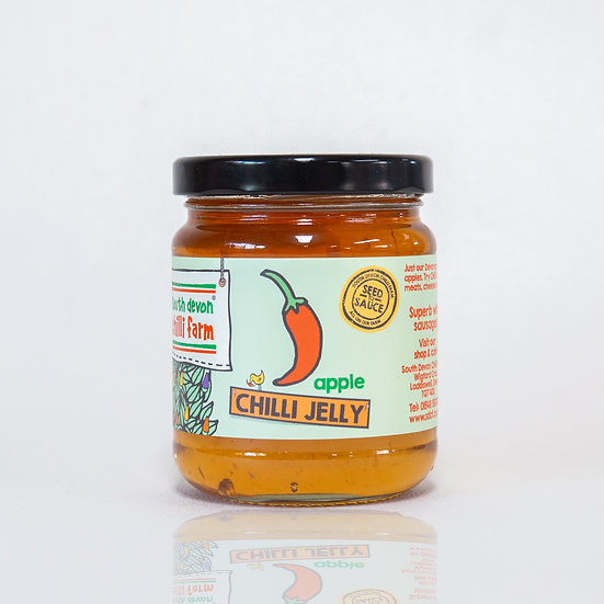 Apple Chilli Jelly