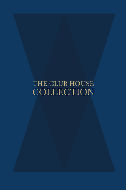 The Club House Collection Cocktail Book