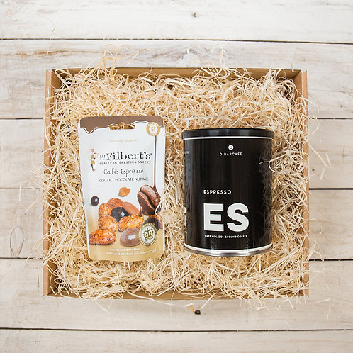 Nuts about Coffee Gift Set