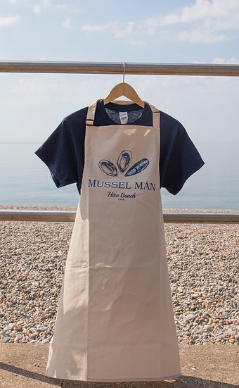 Hive 'Mussel Man' Apron