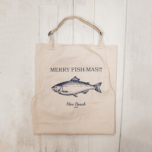 Merry Fish-Mas! Hive Apron