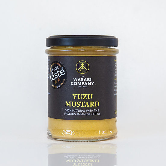 Yuzu Mustard