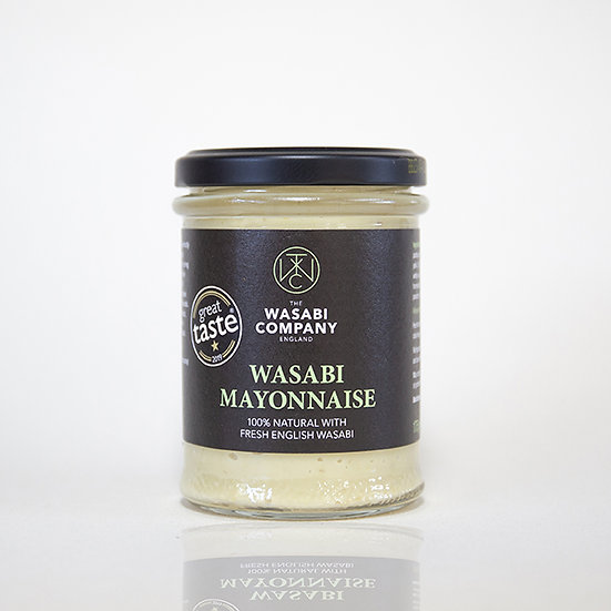 Wasabi Mayonnaise