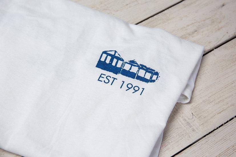 Sale! Hive T-shirt - white