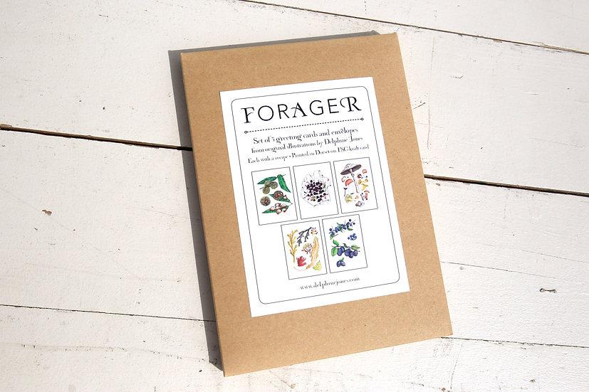 Forager Card Set