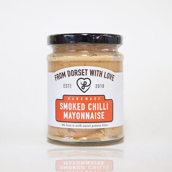 Smoked Chilli Mayonnaise