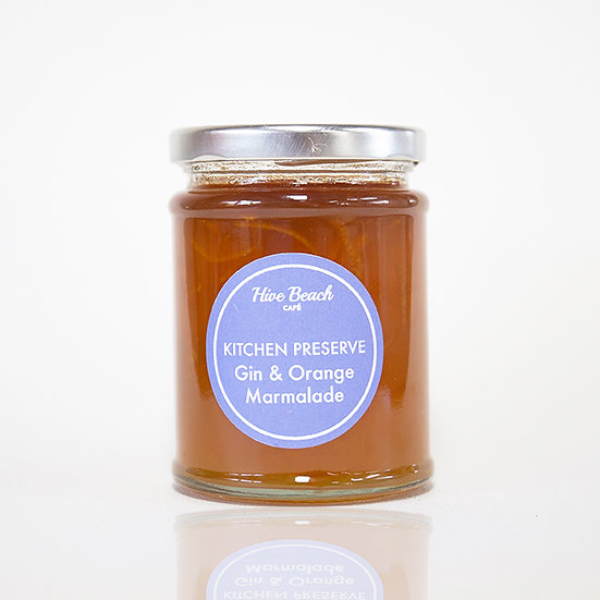Hive Gin & Orange Marmalade