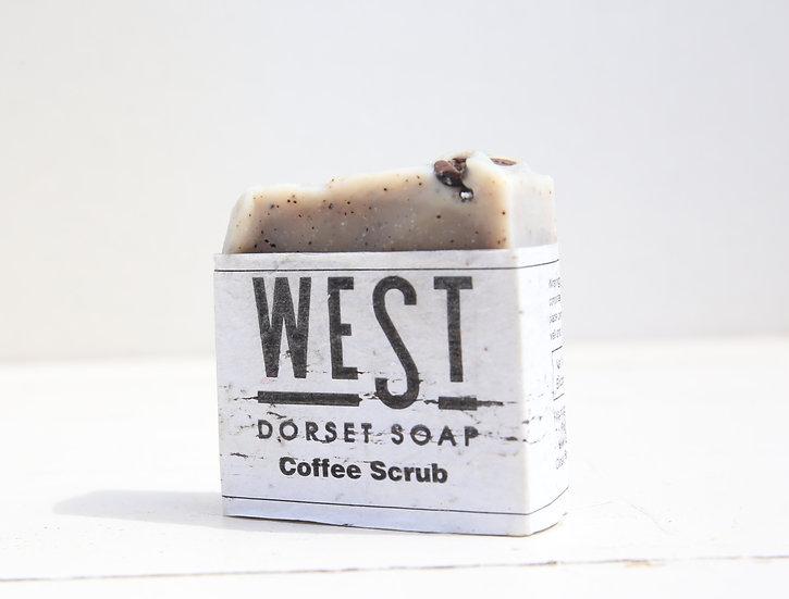 West Dorset Soap Coffee Scrub