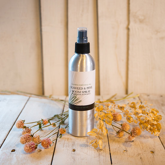 Seaweed & Pine Room Spray