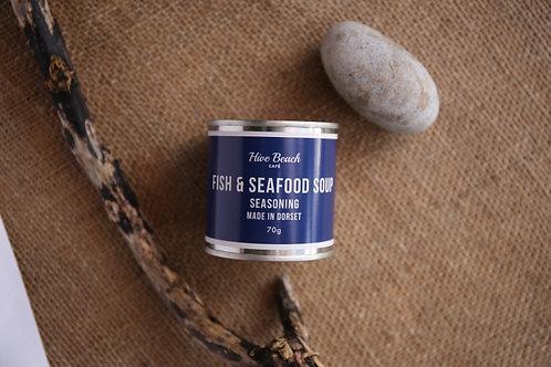 Fish & Seafood Soup Seasoning