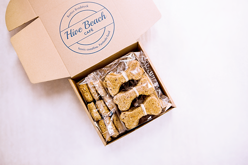 Hive Dog Biscuits Pack