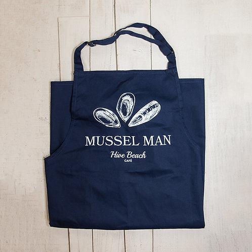 Hive 'Mussel Man' Apron