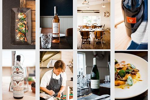 5 Course Tasting Menu & Wine Pairing Experience
