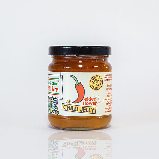 Elderflower Chilli Jelly
