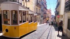 Lisbona - Elevador da Bica