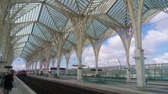 Stazione Oriente - Lisbona