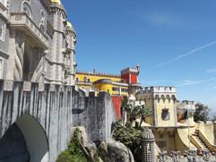 Sintra - Palazzo della Pena