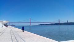 Lisbona - Ponte 25 Aprile