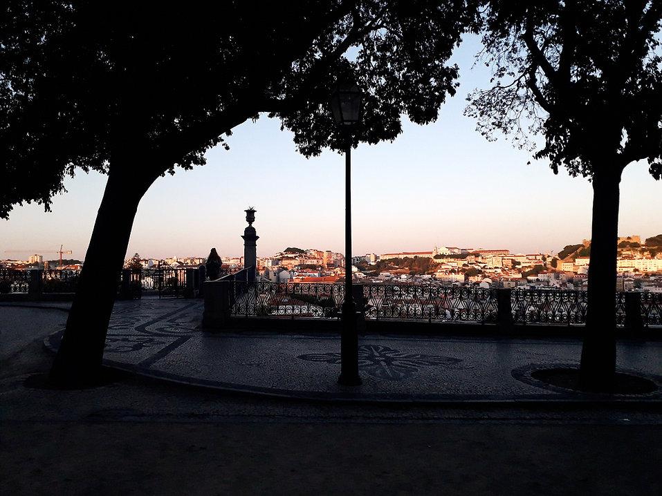 Lisbona-Miradouro