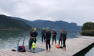 Verlängertes Trainingswochenende in Südtirol mit unseren Athleten