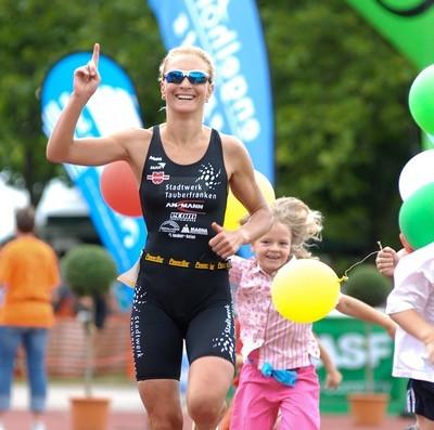 Die Stimmung bei einem Triathlon ist einfach etwas ganz Besonderes!